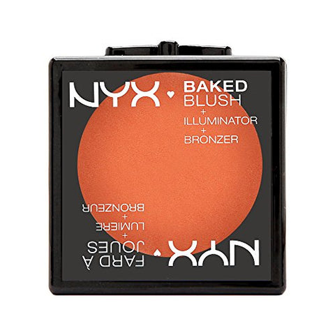 NYX Cosmetics Baked Blush, Ignite