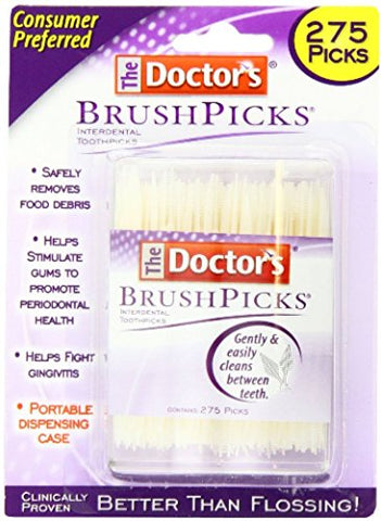 The Doctor's BrushPicks 275 each (Pack of 7)