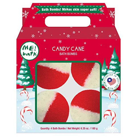 ME! Bath Candy Cane Box Set Bath And Body Gift Sets 6.35oz, pack of 1