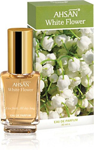 Ahsan White Flower EDP - 30 ml (For Men, Women)