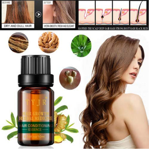 ReGrow Germinal Hair Growth Serum Hairdressing Oil Loss Treatement