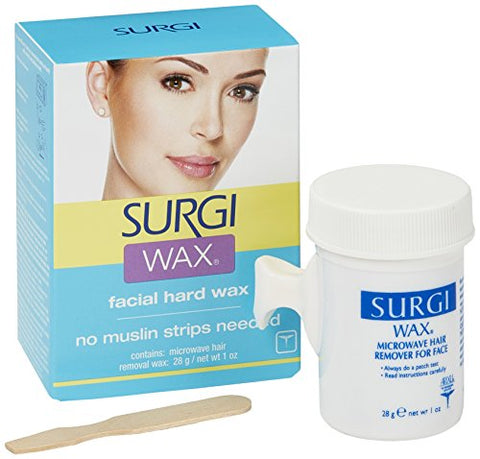 Surgi Care Wax for Face 1 oz.