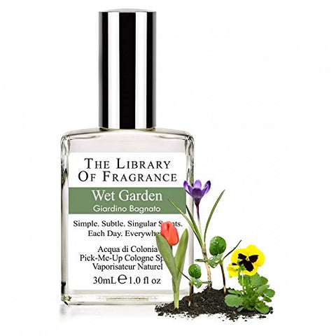 Demeter Cologne Spray, Wet Garden