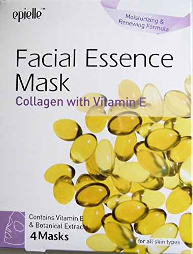 Facial Beauty Gift set - Masks, Cleansing Nose Strips and a Facial Brush