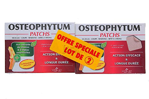 Les 3 Chenes Osteophytum 2 X 14 Patches