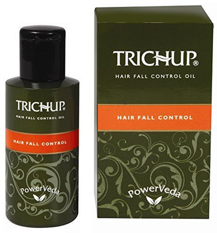 TRICHUP Hair Fall Control Oil Repair Damaged Hair And Arrests The Hair Fall 200 Milliliters