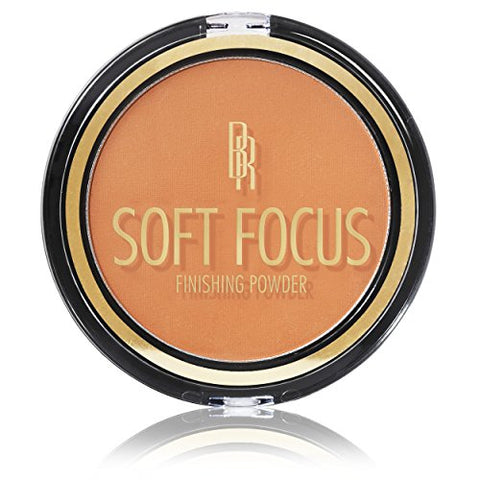 Black Radiance True Complexion Soft Focus Finishing Powder, Creamy Bronze Finish, 0.46 Ounce