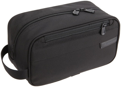 Briggs & Riley Baseline Classic Toiletry Kit, Black, One Size
