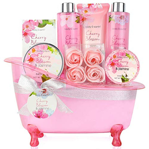 Best Gift Sets for Women included Multi Fragrances Spa Bath set