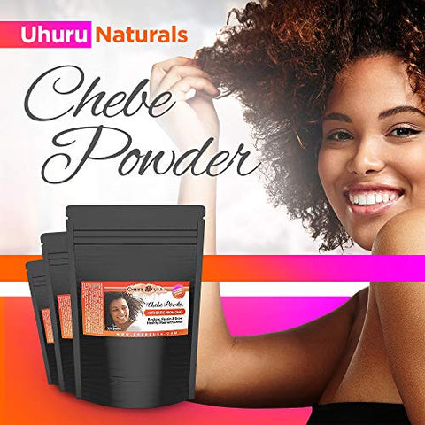 Chebe Powder (100g) Sourced Directly From Miss Sahel And The Ladies in Her Video. Miss Sahel Has Listed ChebeUSA As Her Vendor in USA