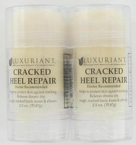 Cracked Heel Repair Non-OTC 2.5 oz Duo