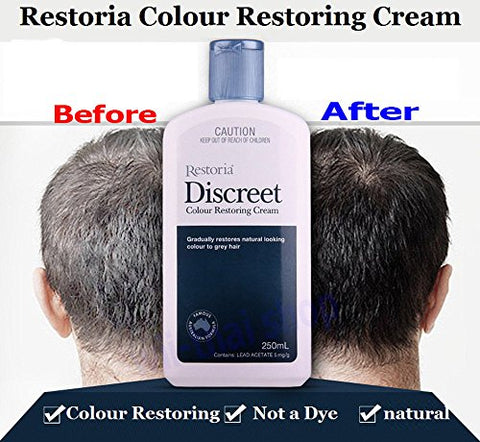 Restoria Discreet Colour Restoring Cream 250ml by Restoria