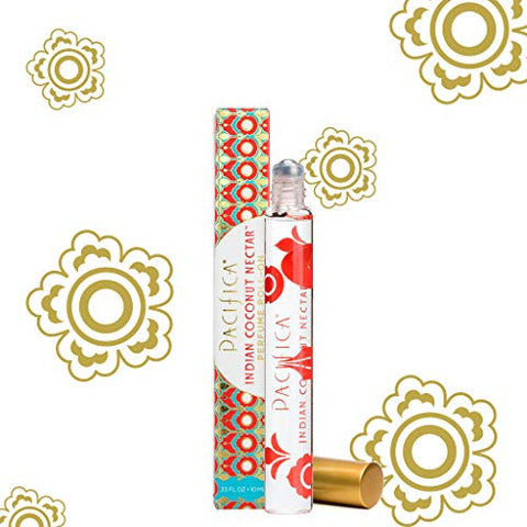 Pacifica Perfume Roll On, Indian Coconut Nectar