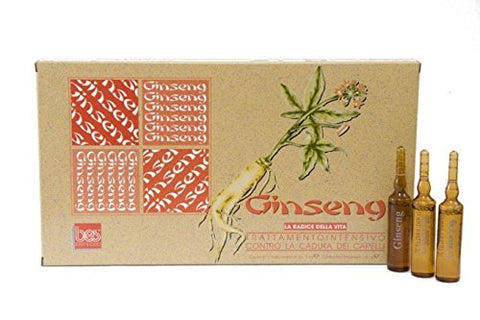 BES Ginseng Ampoule 12x10ml GINSENG ACTIVE LOTION