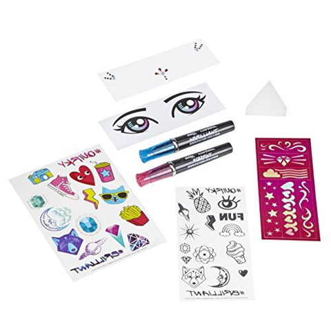 Alex Spa Just be You Tattoo Set Quirky Brilliant Girls Fashion Activity