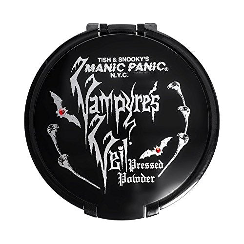 MANIC PANIC Candlelight Pressed Powder Vampire's Veil Rock Goth Punk NEW