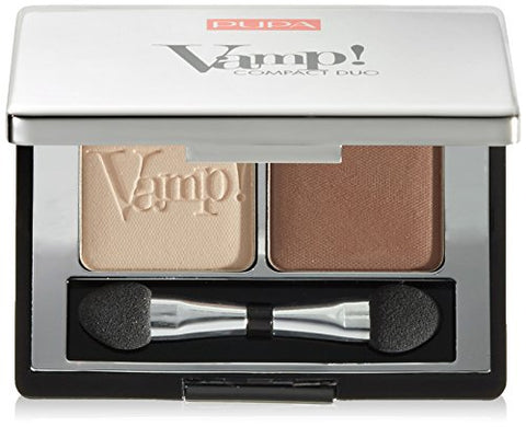 Pupa - Vamp! Compact Duo Eyeshadow (005 Milk Chocolate)