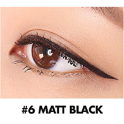 LilybyRed Starry Eyes Waterproof Gel Eye Liner 05.Yellow Coral, 1ea, 0.5g