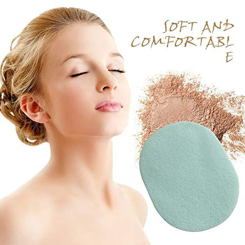 Fashion Makeup Tools Accessories Cosmetic Puff Natural Seaweed Cleansing flutter wash face sponge Thickness Rodalind