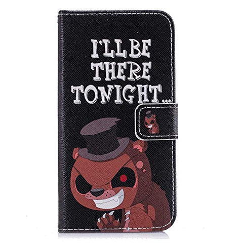 iPhone 7 Flip Case, Cover for Leather Card Holders Extra-Protective Business Kickstand cell phone Cover Flip Cover