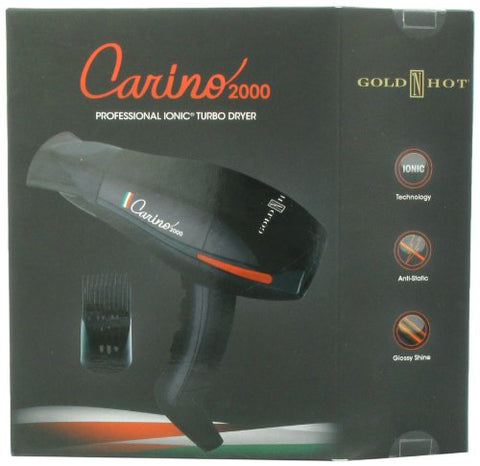 Gold 'N Hot Carino Professional Ionic Turbo Dryer