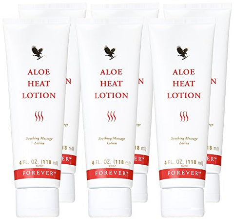 Aloe Heat Lotion (6 Pack)
