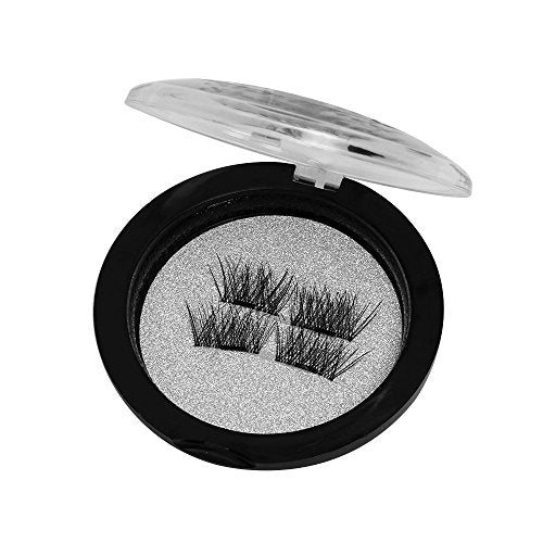 Sunsee Ultra-thin 0.2mm Magnetic Eye Lashes 3D Reusable False Magnet (C)