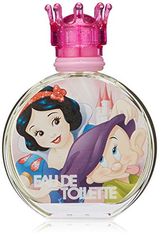 Disney Snow White Eau De Toilette Spray for Kids, 3.4 Ounce