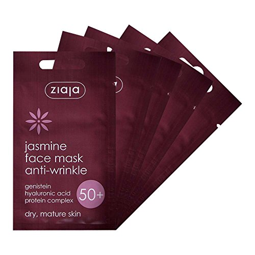 Jasmine Face Mask - Pack of 5