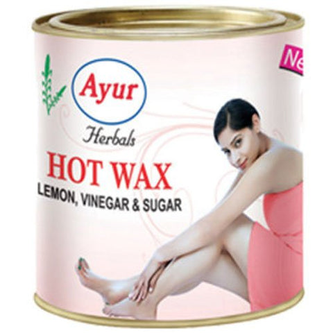 Ayur Hot Wax 600 g X 1 Can