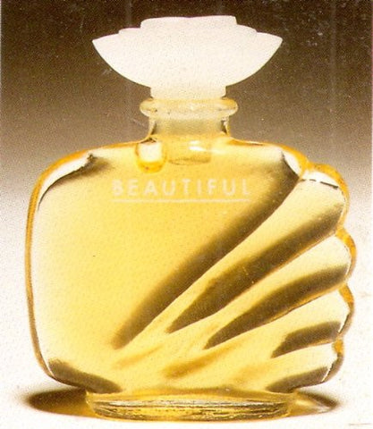 BEAUTIFUL Perfume by Estee Lauder Miniature (.12 oz./4ml) UNBOXED