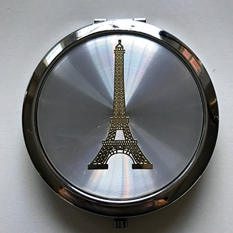 YRP 12pcs PARIS Double Side Compact Mirror