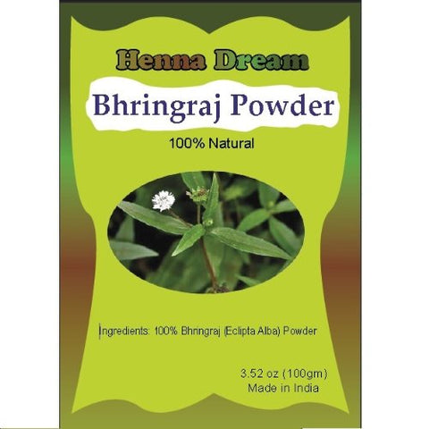 Bhringraj Powder (For Hair)