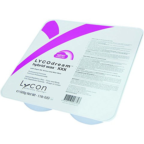 Lycon LycoDream Hybrid Wax Stripless Hard Wax 17.6 oz