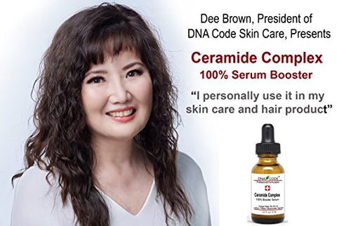 Ceramide Serum Booster-DIY 100% Ceramide Complex Solution Gives Your Skin & Hair A Vitality Boost