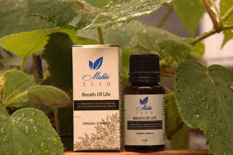 Breath of Life Essential Oil Blend for Oral Health