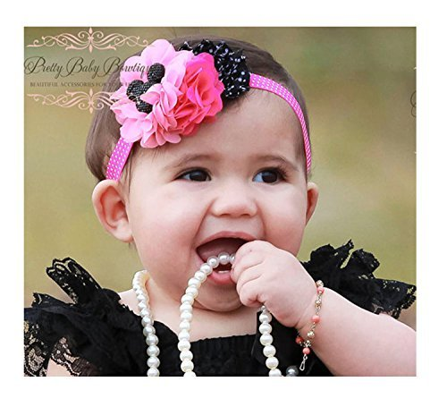 Minnie Mouse Headband   Handcrafted In The Usa (Regular 3m Toddler)