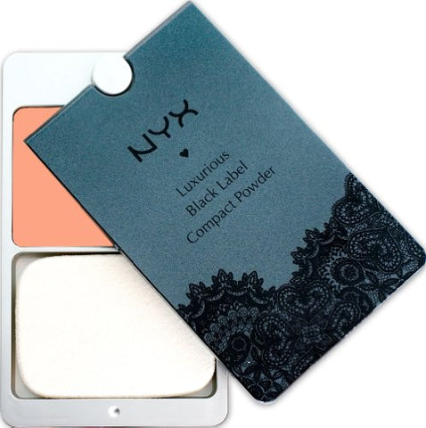 NYX Cosmetics Black Label Compact - Medium Beige