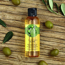 Image of The Body Shop Olive Nourishing Dry Oil For Body and Hair, 3.3 Fl Oz