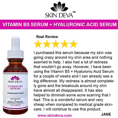 Vitamin B5 Hydration Serum - Skin Deva 1 fl oz