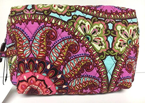 Vera Bradley Large Cosmetic Resort Medallion
