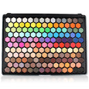 Image of FantasyDay Pro 149 Colors Shimmer and Matte Waterproof Eyeshadow Makeup Palette Cosmetic Contouring Kit - Ideal for Professional and Daily Use