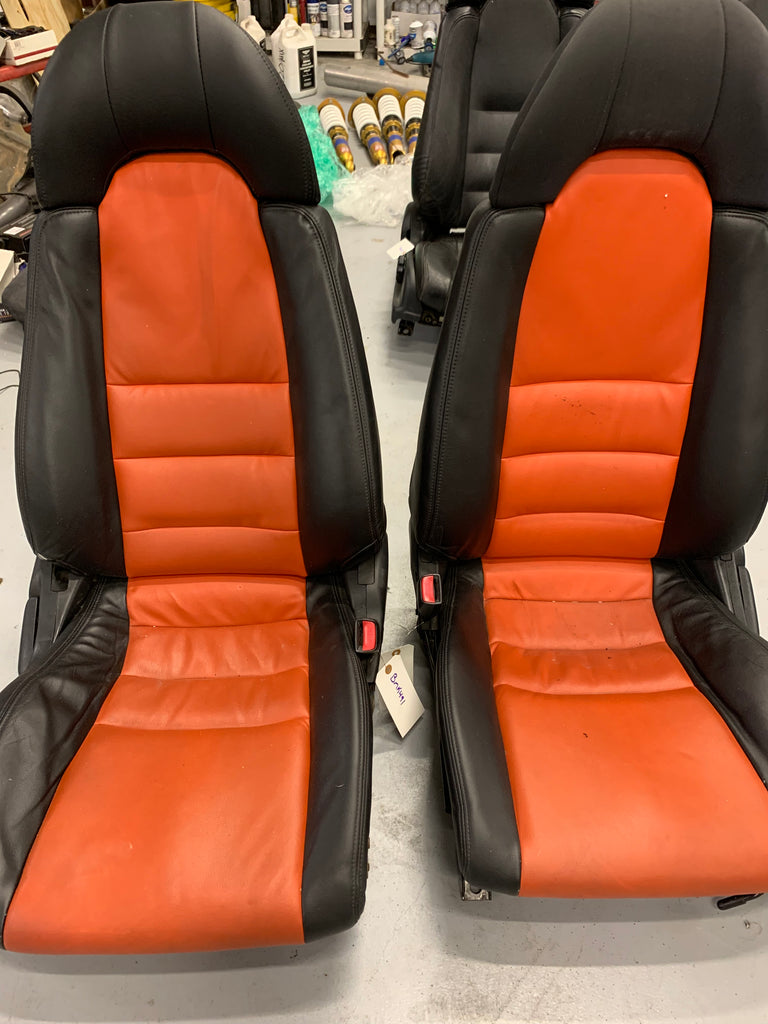 MK4 Pair of RHD Front Seats