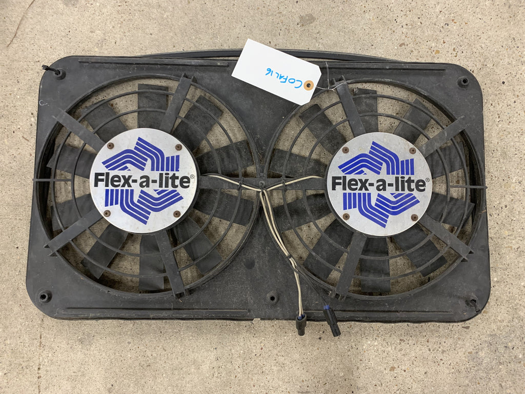 Flex-A-Lite Fan Universal
