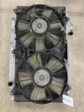 CX Racing Radiator IS300 Fans