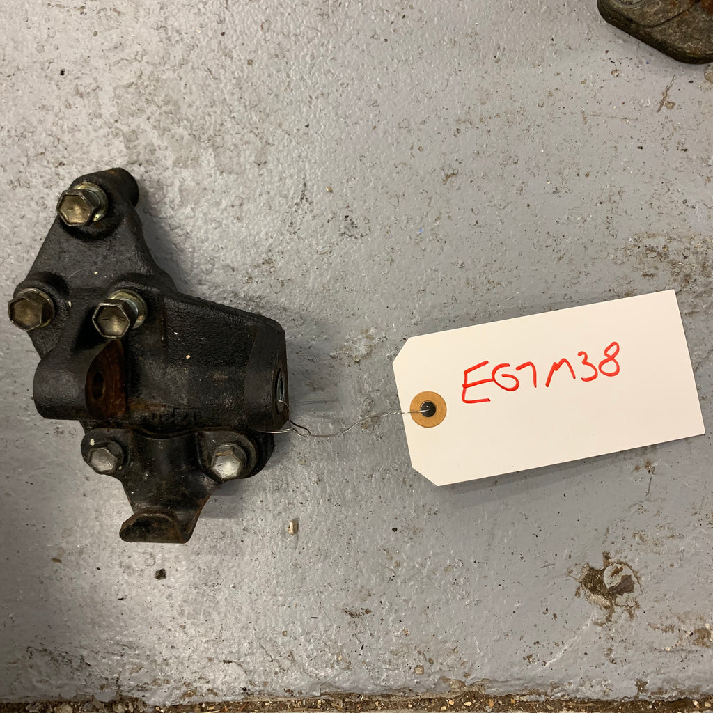 Engine Bracket w/Hook