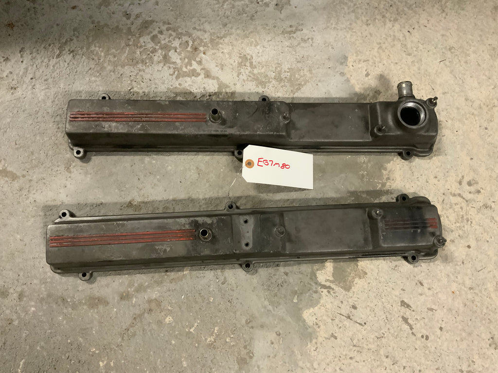 7M GTE Valve Covers