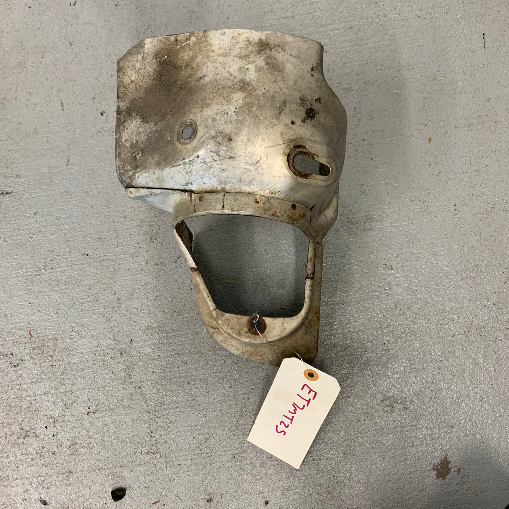 Turbo Charger Heat Shield