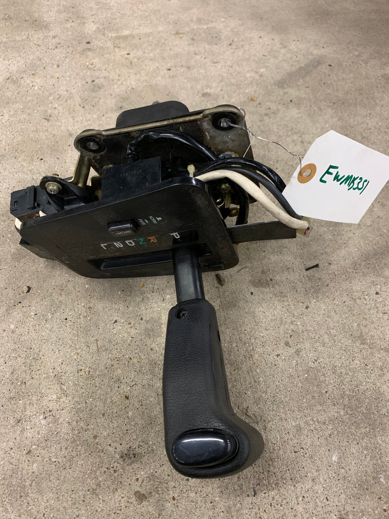 Auto Shifter LHD