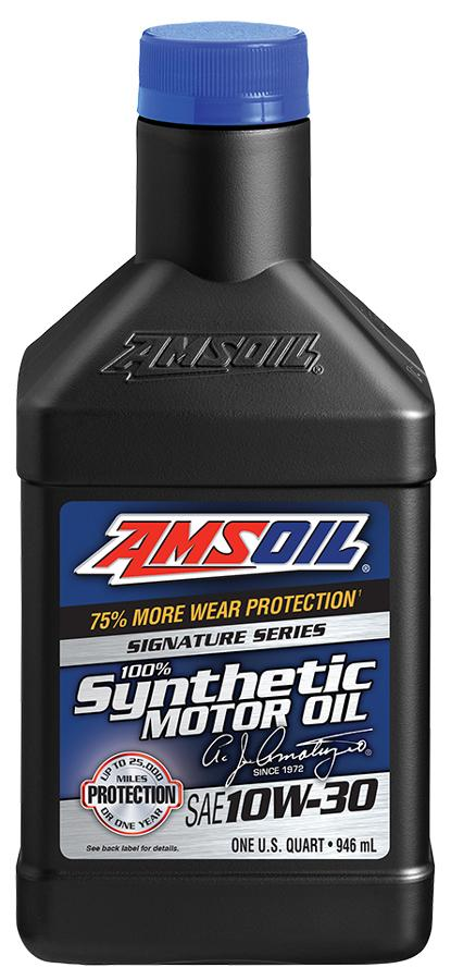 Signaturre Series 10W-30 Synthetic Motor Oil